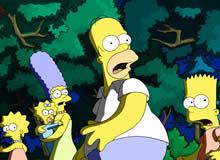 """""""Os Simpson"""" estréia com humor incendiário"""