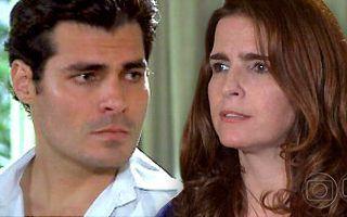 Eterna Magia: Conrado diz a Eva que é com Nina que ele vai ficar