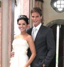 Malhação: Peralta e Yasmim se casam