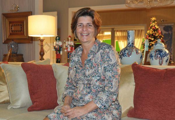 """""""Me sinto como se tivesse acertado na loteria"""", comemora Cristianne Fridman"""
