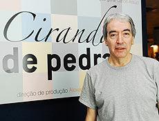 """Alcides Nogueira conta detalhes sobre """"Ciranda de Pedra"""""""