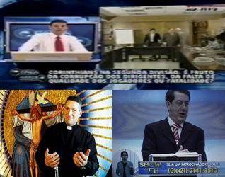 Religião na TV! - Pode ou não pode?